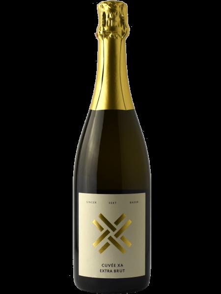 Cuvée XA Sekt extra brut 0,75 L - Weingut Singer-Bader