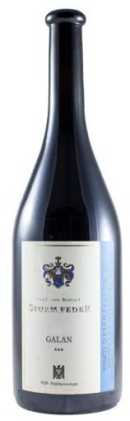 2015 GALAN 0,75 L Rotwein Cuvée - Weingut Graf von Bentzel-Sturmfeder