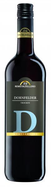 2019 Dornfelder D trocken 0,75 L - Remstalkellerei