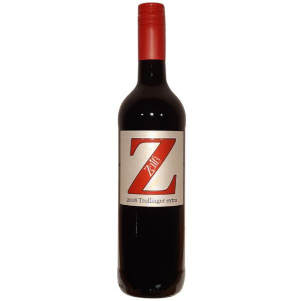 2018 Trollinger EXTRA 0,75 L trocken - Weingut Zaiß