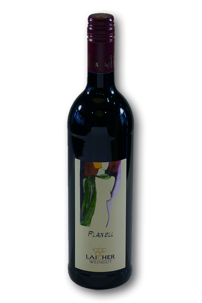 2019 FLANELL Rotweincuvée 0,75 L – Weingut Laicher