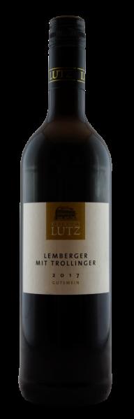 2018 Lemberger mit Trollinger 0,75 L GUTSWEIN – Weingut Lutz