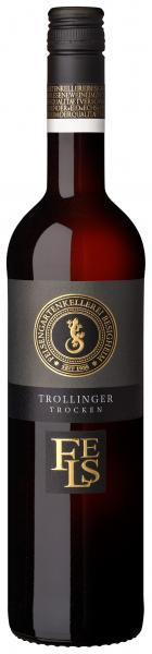Trollinger trocken 0,75 L FELS - Felsengartenkellerei