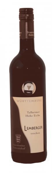 2019 Lemberger trocken 0,75 L Talheimer Hohe Eiche - Staatsdomäne Hohrainhof