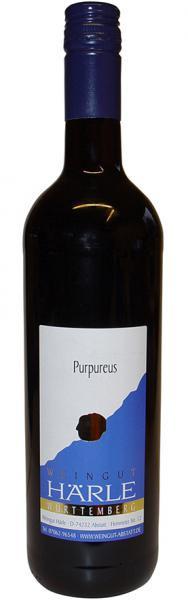 Purpureus Rotweincuvée lieblich 0,75 l - Weingut Härle
