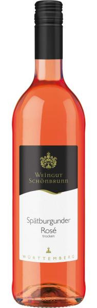 2020 Spätburgunder Rosé trocken 0,75 L - Weingut Schönbrunn