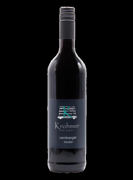 Lemberger trocken 0,75 L - Familie Krohmer