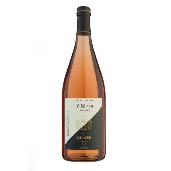 2019 VINESSA Rosé 1,0 L BIO - Weingut Schäfer