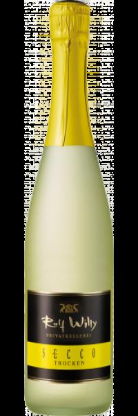 Secco trocken weiß 0,75 L - Privatkellerei Rolf Willy