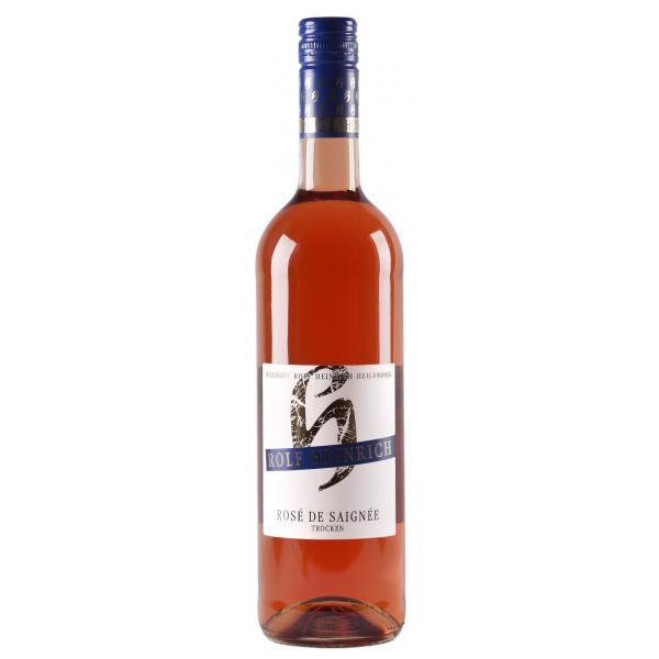 2019 Rosé de Saignée trocken 0,75 L - Weingut Rolf Heinrich