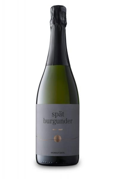 2019 Spätburgunder Sekt brut 0,75 L - Weingut Diehl