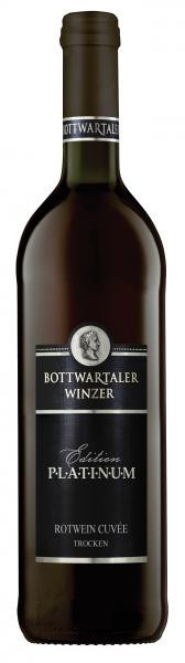 2015 PRESTIGE Rotwein-Cuvée trocken 0,75 L Barrique - Bottwartaler Winzer