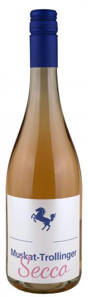 2019 Muskat-Trollinger Rosé Secco 0,75 L - Weingut der Stadt Stuttgart