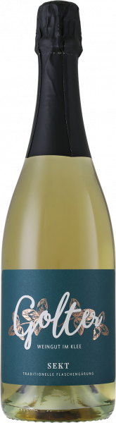 2016 Blanc de Noir Sekt extra trocken 0,75 L - Weingut Golter