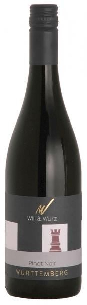 2018 Pinot Noir trocken Ed.18 TURIS 0,75 L – Weingut Will und Würz