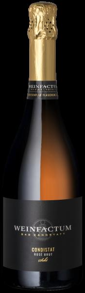 2017 Condistat Rosé Sekt brut 0,75 L - WEINFACTUM