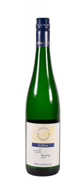 2019 Riesling trocken 0,75 L Gündelbacher Wachtkopf - Weingut Steinbachhof / Eißler