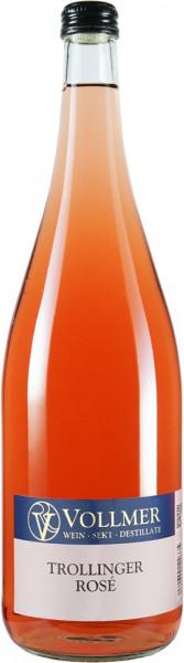 Trollinger Rosé 1,0 L - Weingut Vollmer