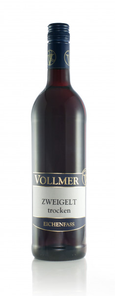 Zweigelt trocken 0,75 L Eichenfass - Weingut Vollmer