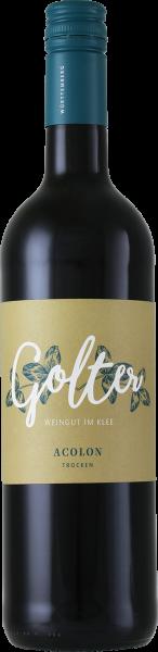 2018 Acolon trocken 0,75 L - Weingut Golter
