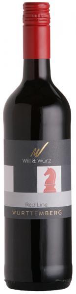 2019 Red Line PEDES 0,75 L Rotwein lieblich - Weingut Will & Würz