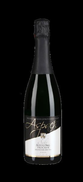 Riesling Sekt trocken 0,75 l - Weingärtnergenossenschaft Aspach eG