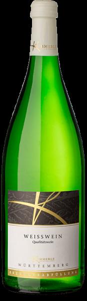Weisswein halbtrocken 1,0 L – Privatkellerei Kümmerle