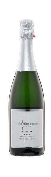 2018 Riesling Sekt brut 0,75 L - Sankt Annagarten Biologisches Weingut