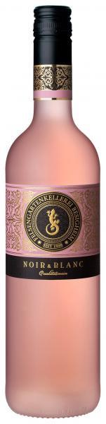 Junge Cuvéeschmiede Noir & Blanc 0,75 L Rosé feinherb - Felsengartenkellerei