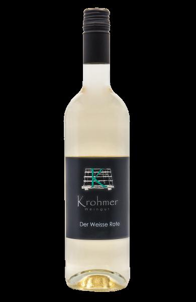 2017 Der Weisse Rote 0,75 L halbtrocken - Weingut Krohmer