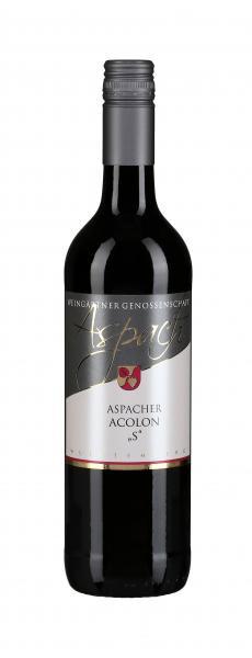 2019 Acolon S 0,75 L halbtrocken - Weingärtnergenossenschaft Aspach
