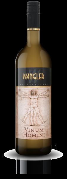 2019 Vinum Homini 0,75 L Weisswein trocken - Weinkellerei Wangler