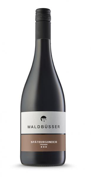 2015 Spätburgunder trocken *** 0,75 l - Weingut Waldbüsser