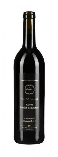 2014 MARIE LUISE Merlot mit Lemberger trocken Barrique - Weingärtnergenossenschaft Aspach