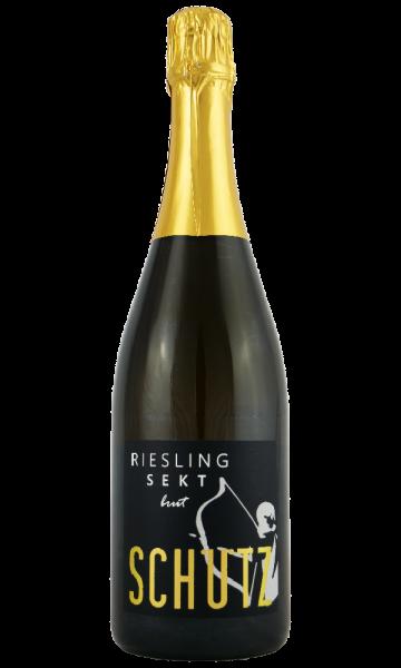Riesling Sekt brut 0,75 L - Wein Gut Schütz