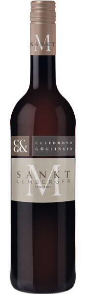 2019 Lemberger trocken 0,75 L Sankt M - Weingärtner Cleebronn-Güglingen