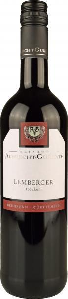 2019 Lemberger trocken 0,75 L - Weingut Albrecht-Gurrath