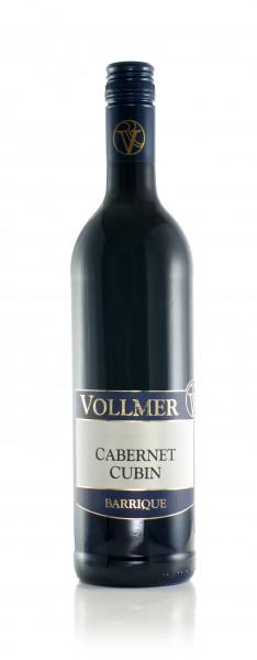 Cabernet Cubin trocken 0,75 L Barrique - Weingut Vollmer