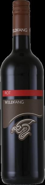 WILDFANG Rotwein Cuvée 0,75 L halbtrocken - Weingut Golter