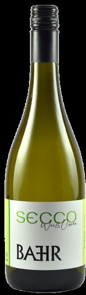 SECCO Weiss 0,75 L - Weingut Bähr