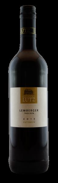 2018 Lemberger trocken 0,75 L GUTSWEIN – Weingut Lutz
