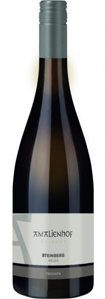 2019 Weisswein Cuvée trocken 0,75 L STEINBERG - Weingut Amalienhof