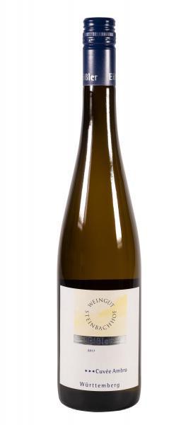 2017 Cuvée Ambra Weißwein süß *** 0,75 l - Weingut Steinbachhof / Eißler