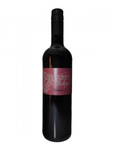2018 Creation P Rotwein-Cuvée 0,75 L feinherb - Weingut Jaggy