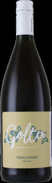 2018 Trollinger trocken 1,0 L - Weingut Golter