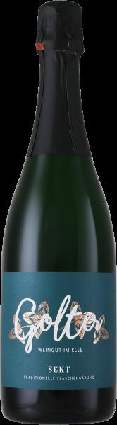 2015 Riesling Sekt trocken 0,75 L - Weingut Golter