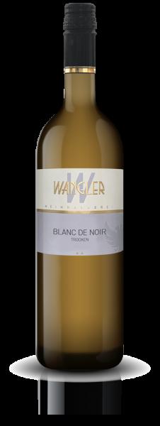 2020 Blanc de Noir trocken 0,75 L - Weinkellerei Wangler