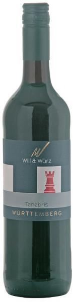 2018 Tenebris trocken Cuvée Rotwein TURIS 0,75 L – Weingut Will und Würz