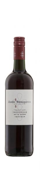 2018 Trollinger ALTE REBE trocken 0,75 L TRADITION - Sankt Annagarten Biologisches Weingut