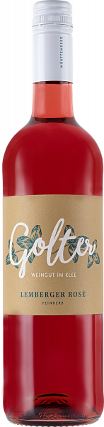2019 Lemberger Rosé 0,75 L feinherb - Weingut Golter